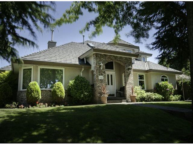 """Main Photo: 1742 126TH Street in Surrey: Crescent Bch Ocean Pk. House for sale in """"Ocean Park"""" (South Surrey White Rock)  : MLS®# F1317030"""