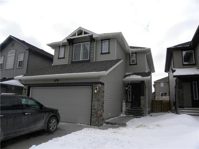 Main Photo: 186 EVERGLEN CR SW in CALGARY: Evergreen House for sale (Calgary)  : MLS®# C3607020