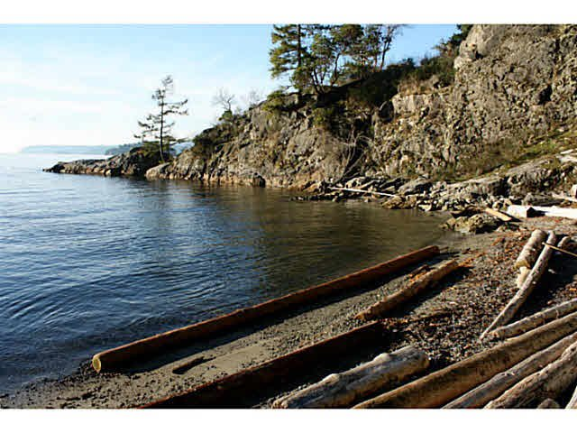 Main Photo: 1767 FRANCES Walk: Bowen Island Land for sale : MLS®# V1080284