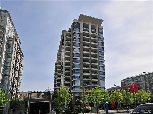 Main Photo: 406 788 Humboldt Street in VICTORIA: Vi Downtown Residential for sale (Victoria)  : MLS®# 338336