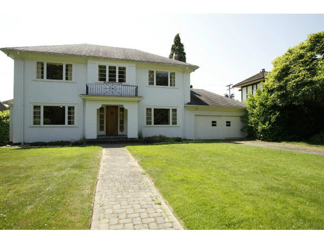 Main Photo: 1438 W 37TH Avenue in Vancouver: Shaughnessy House  (Vancouver West)  : MLS®# V1126008