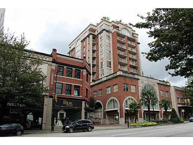 Main Photo: 904 680 CLARKSON STREET in : Downtown NW Condo for sale : MLS®# V1135996