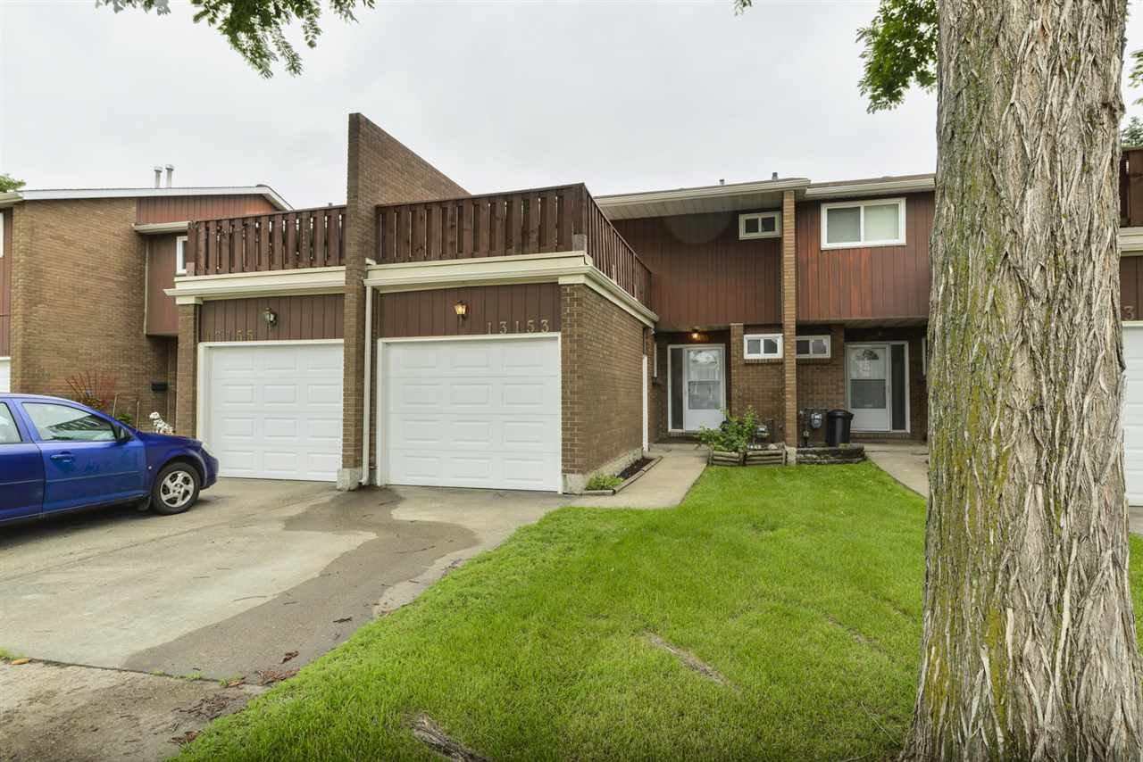 Main Photo: 13153 34 Street in Edmonton: Zone 35 Townhouse for sale : MLS®# E4166390