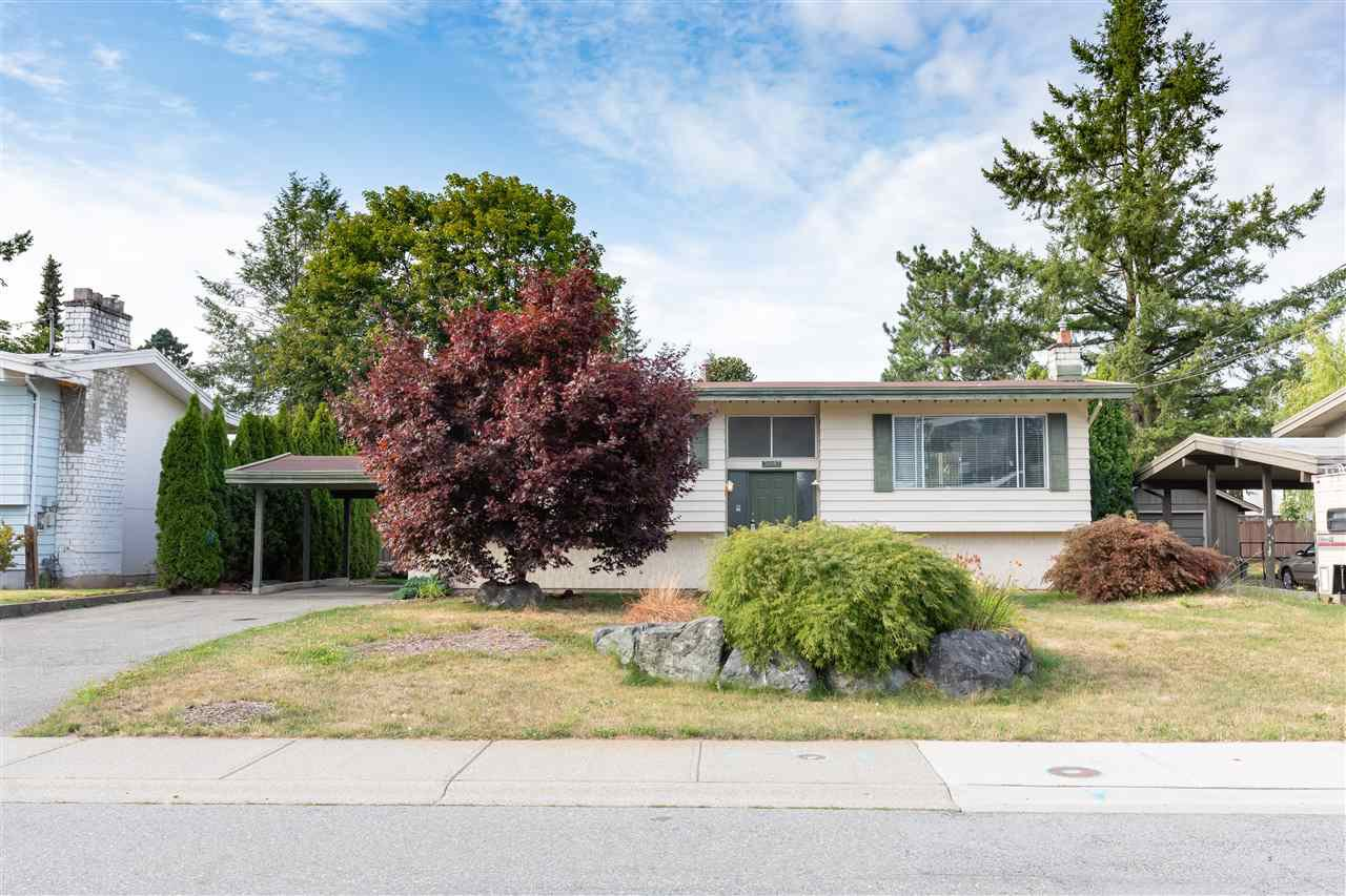 Main Photo: 31887 CORAL Avenue in Abbotsford: Abbotsford West House for sale : MLS®# R2392905