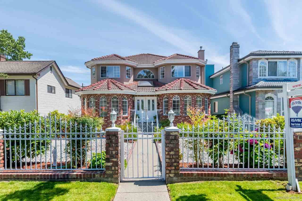 Main Photo: 3840 GLENDALE Street in Vancouver: Renfrew Heights House for sale (Vancouver East)  : MLS®# R2476270