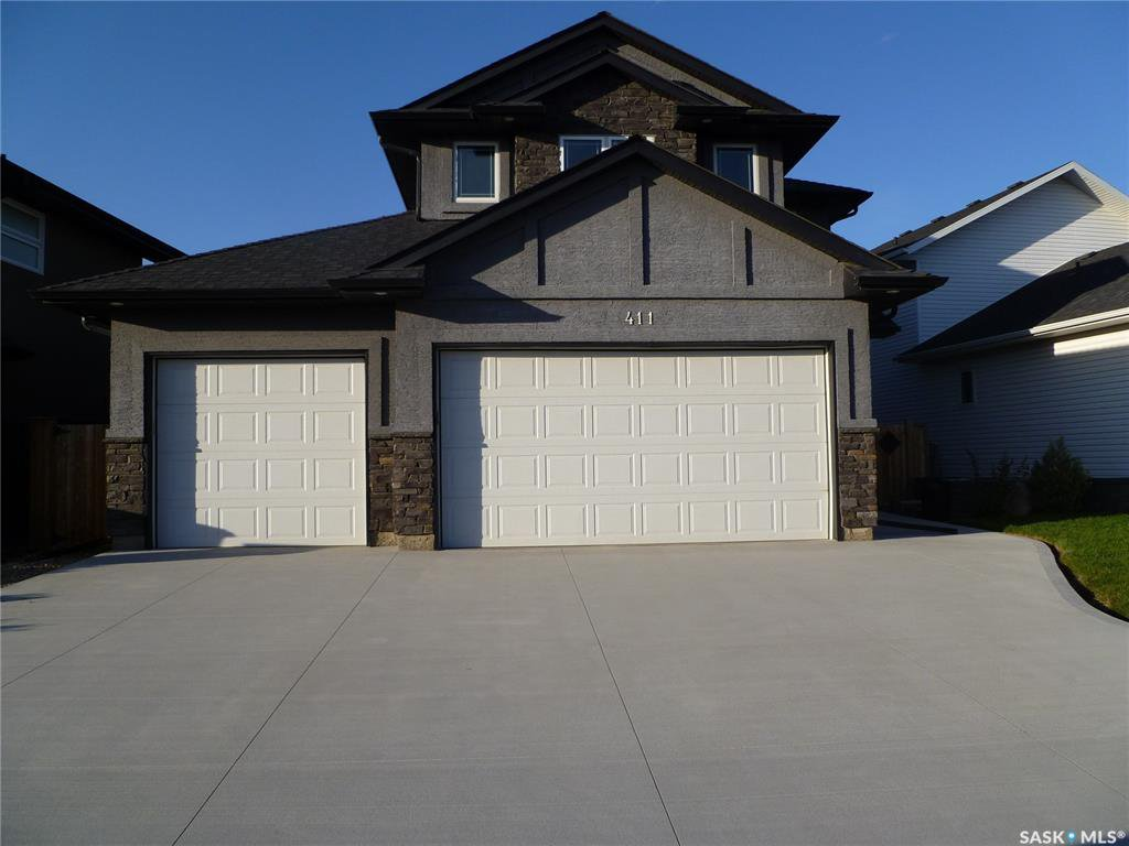 Main Photo: 411 Hastings Crescent in Saskatoon: Rosewood Residential for sale : MLS®# SK819177