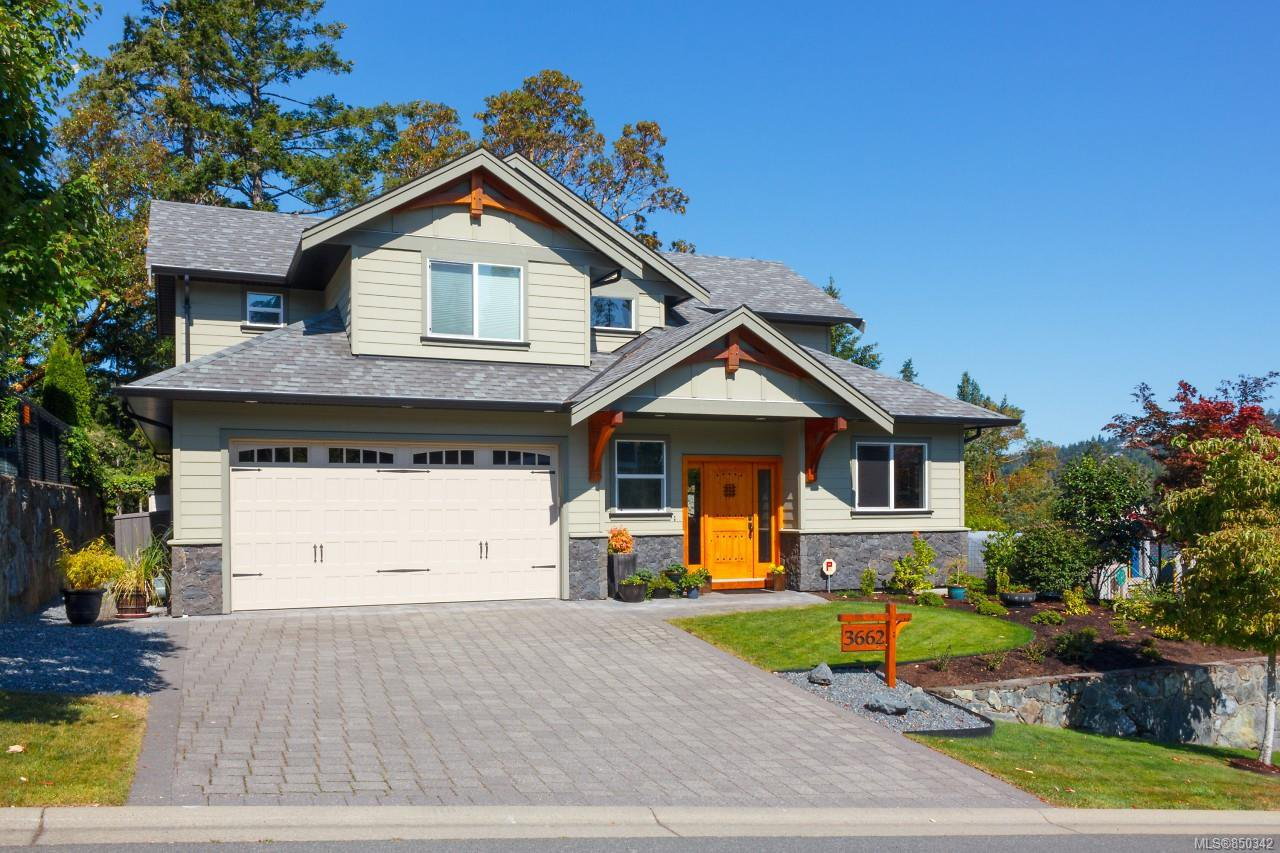 Main Photo: 3662 Coleman Pl in : Co Olympic View Single Family Detached for sale (Colwood)  : MLS®# 850342