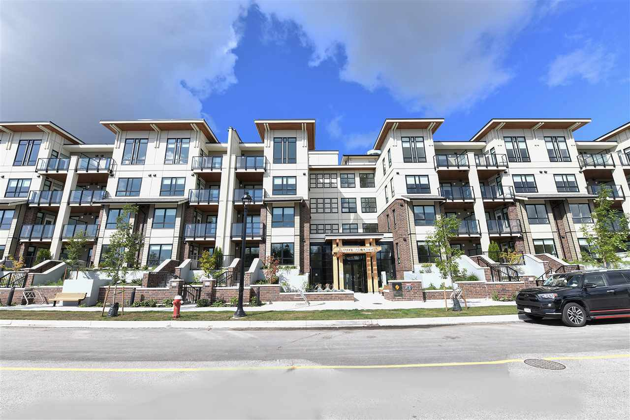 """Main Photo: 434 4033 MAY Drive in Richmond: West Cambie Condo for sale in """"SPARK"""" : MLS®# R2490470"""