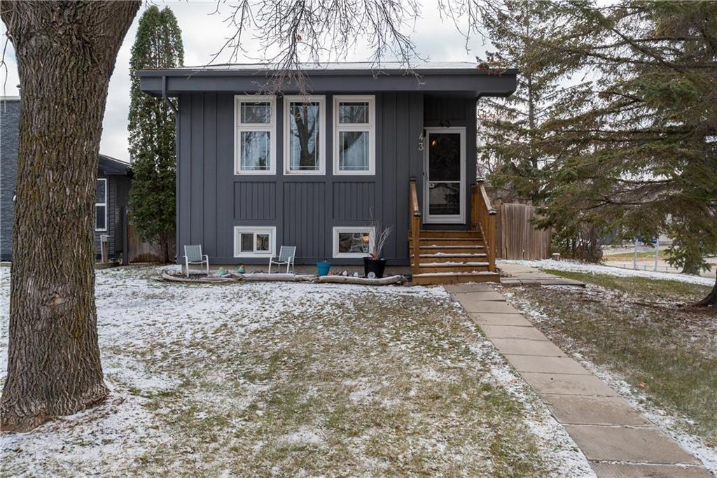Main Photo: 43 Laurent Drive in Winnipeg: St Norbert Residential for sale (1Q)  : MLS®# 202026671