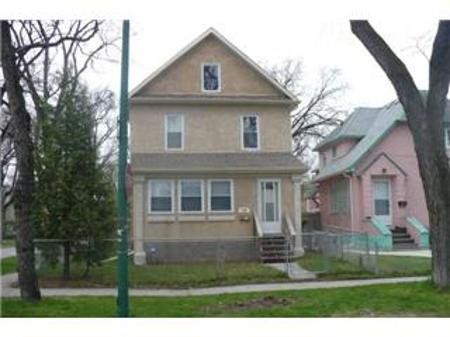 Main Photo: 350 COLLEGE Avenue in Winnipeg: Residential for sale (Canada)  : MLS®# 1109069