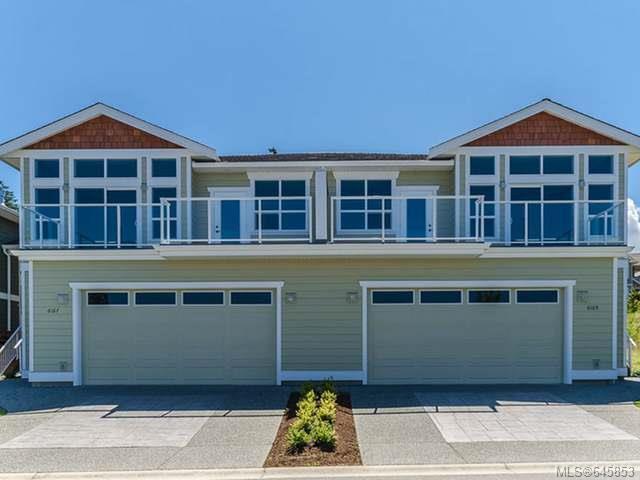 Main Photo: 6169 Arlin Pl in NANAIMO: Na North Nanaimo Row/Townhouse for sale (Nanaimo)  : MLS®# 645853