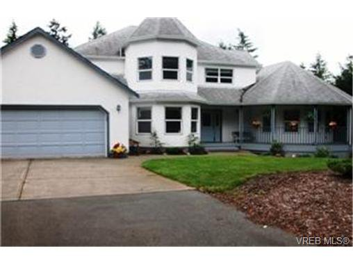 Main Photo:  in VICTORIA: Hi Western Highlands Single Family Detached for sale (Highlands)  : MLS®# 439993