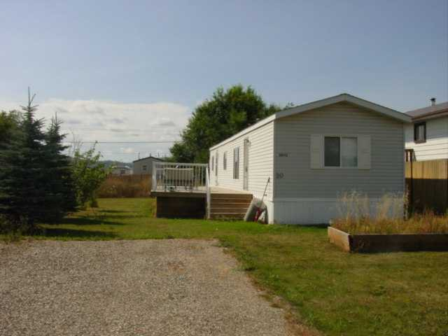 Main Photo: 10716 101ST Street: Taylor Manufactured Home for sale (Fort St. John (Zone 60))  : MLS®# N239138