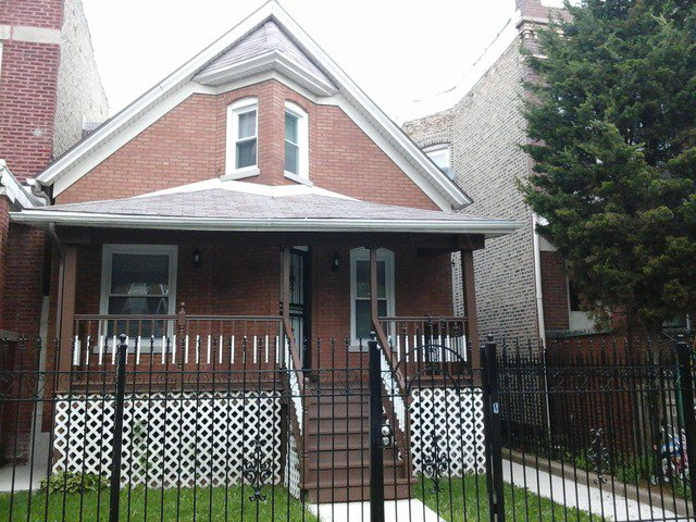 Main Photo: 3518 Evergreen Avenue in CHICAGO: Humboldt Park Single Family Home for sale ()  : MLS®# 08720754