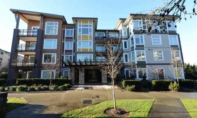 Main Photo: 414 13740 75A AVENUE in Surrey: East Newton Condo for sale : MLS®# R2043712