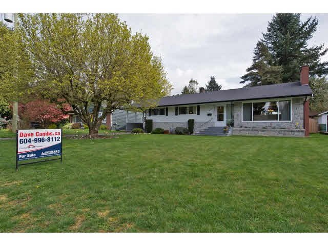Main Photo: 2326 Clarke Drive in Abbotsford: House for sale : MLS®# f1436949