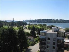 Photo 2: Photos: 1002 555 13TH STREET in West Vancouver: Ambleside Condo for sale : MLS®# R2115445
