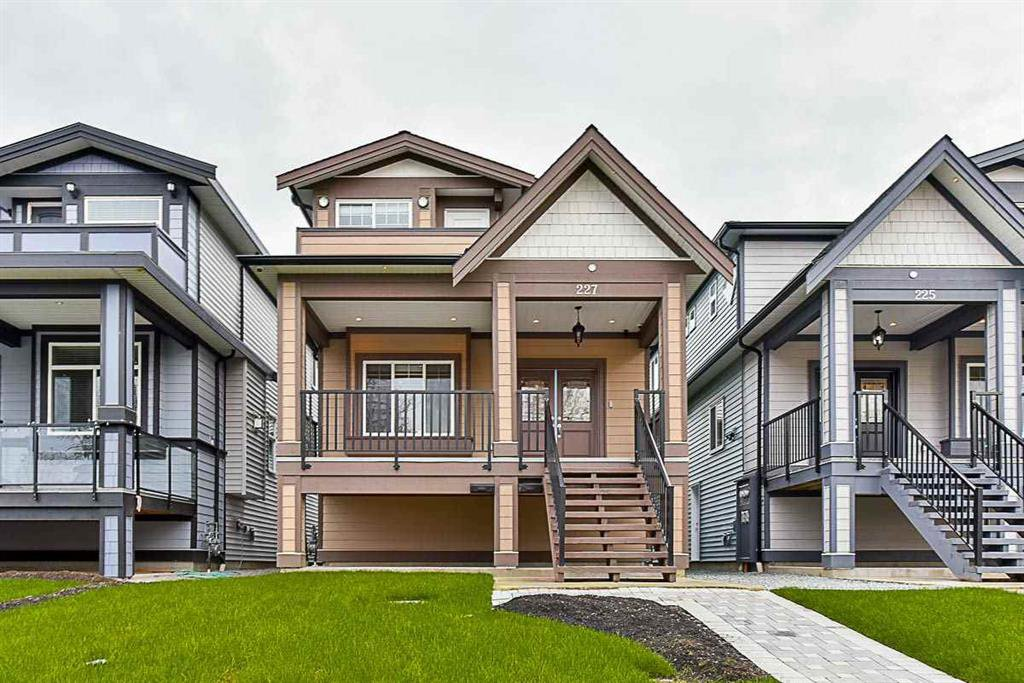 Main Photo: 227 Phillips Street in New Westminster: Queensborough House for sale : MLS®# R2132699