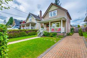 Main Photo: 213 FIFTH AVE in New Westminster: Queens Park House for sale : MLS®# R2266161