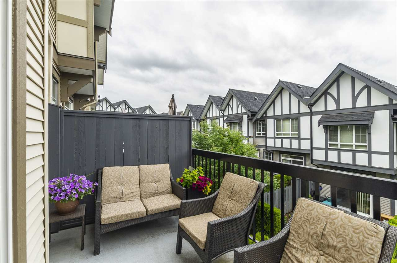 Photo 16: Photos: 52 1338 HAMES CRESCENT in Coquitlam: Burke Mountain Townhouse for sale : MLS®# R2279478