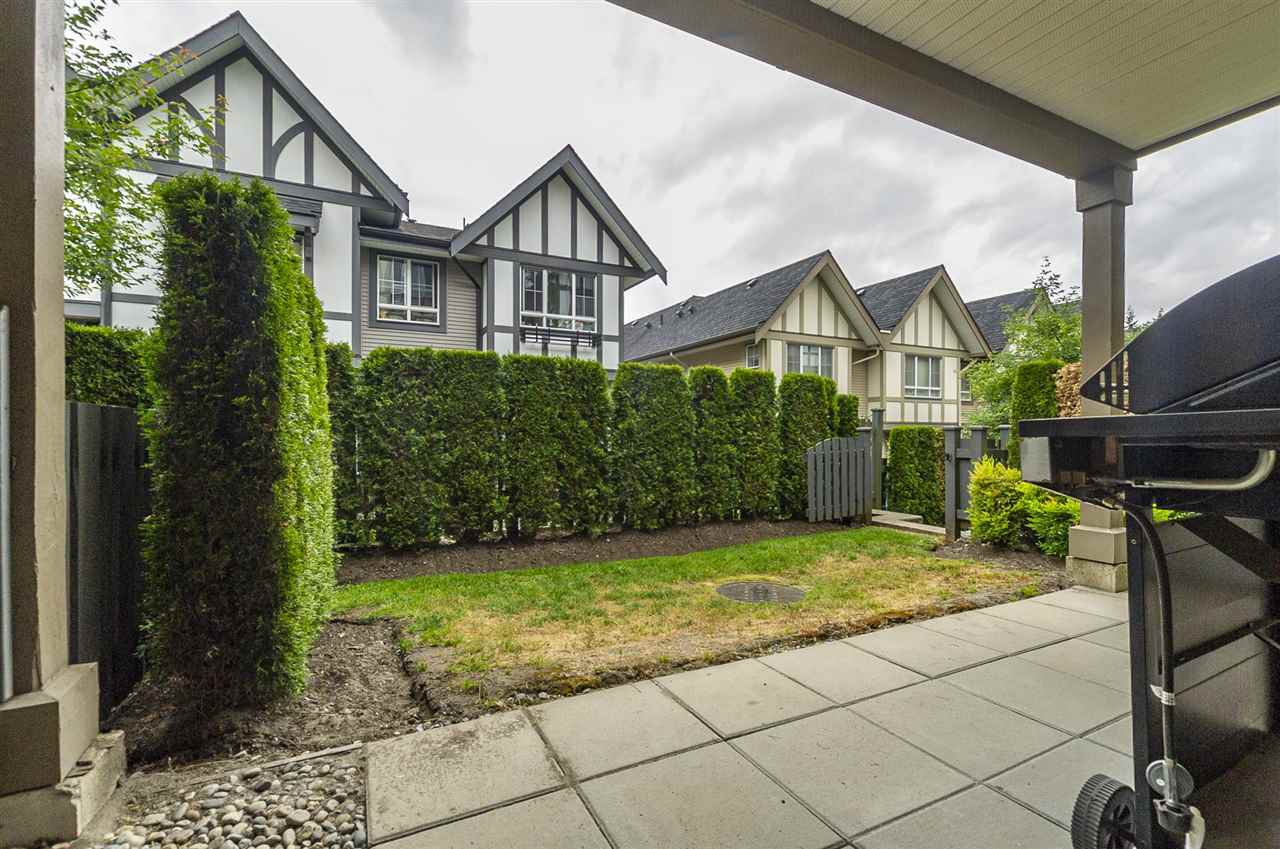 Photo 17: Photos: 52 1338 HAMES CRESCENT in Coquitlam: Burke Mountain Townhouse for sale : MLS®# R2279478