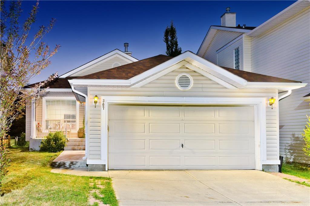Main Photo: BRIDLEWOOD PL SW in Calgary: Bridlewood House for sale