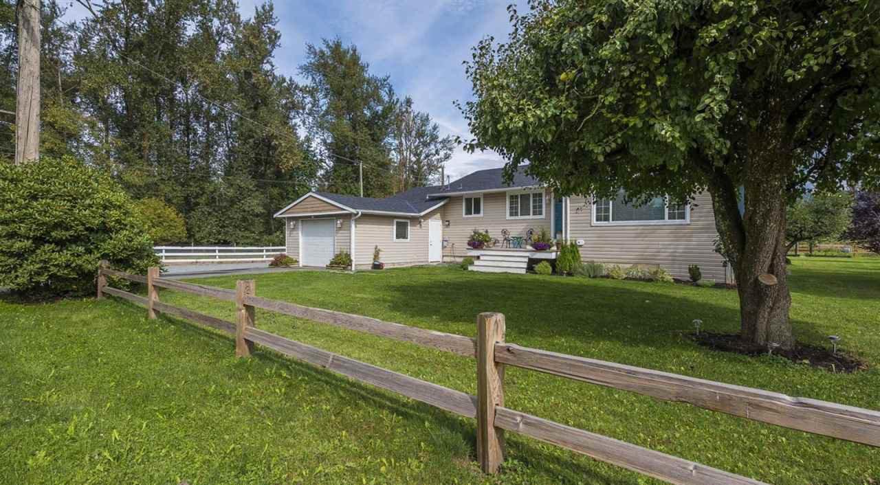 Main Photo: 4538 Cherry Street: Yarrow House for sale (Chilliwack)  : MLS®# R2323596
