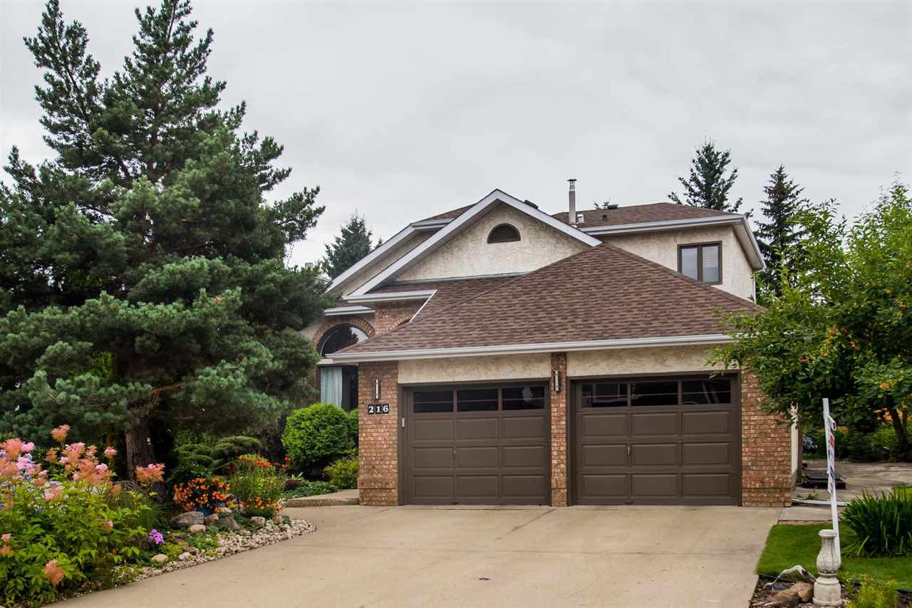 Main Photo: 216 WAYGOOD Road in Edmonton: Zone 22 House for sale : MLS®# E4168750