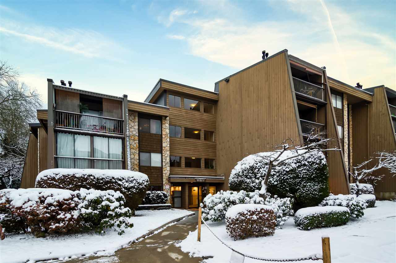 "Main Photo: 417 9101 HORNE Street in Burnaby: Government Road Condo for sale in ""Woodstone Place"" (Burnaby North)  : MLS®# R2428264"