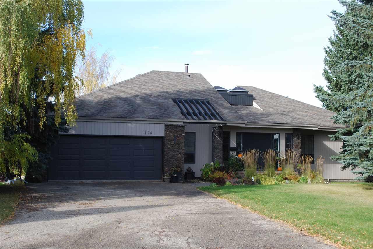 Main Photo: 1124 108 Street in Edmonton: Zone 16 House for sale : MLS®# E4195967