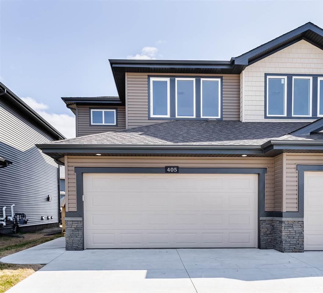 Main Photo: : Stony Plain House Half Duplex for sale : MLS®# E4197484