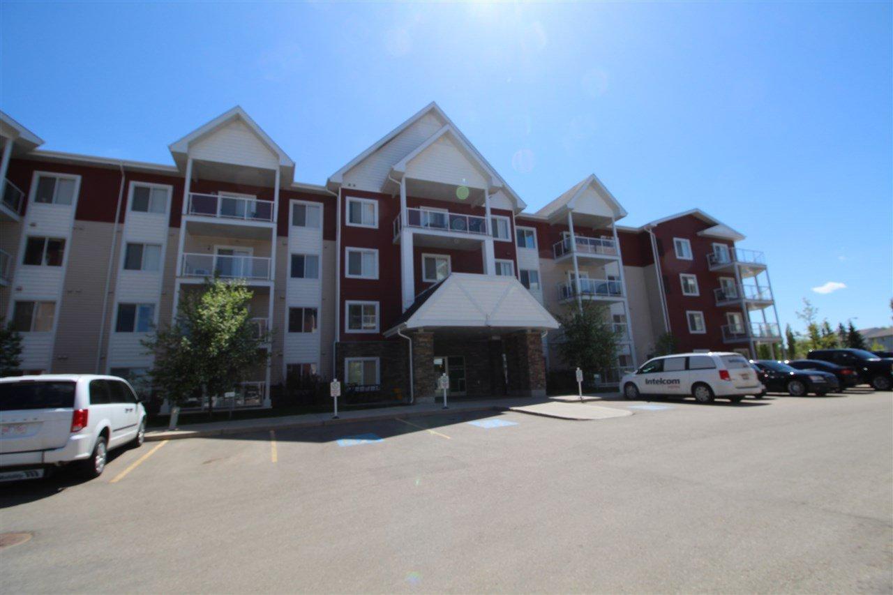 Main Photo: 204 2203 44 Avenue in Edmonton: Zone 30 Condo for sale : MLS®# E4200137