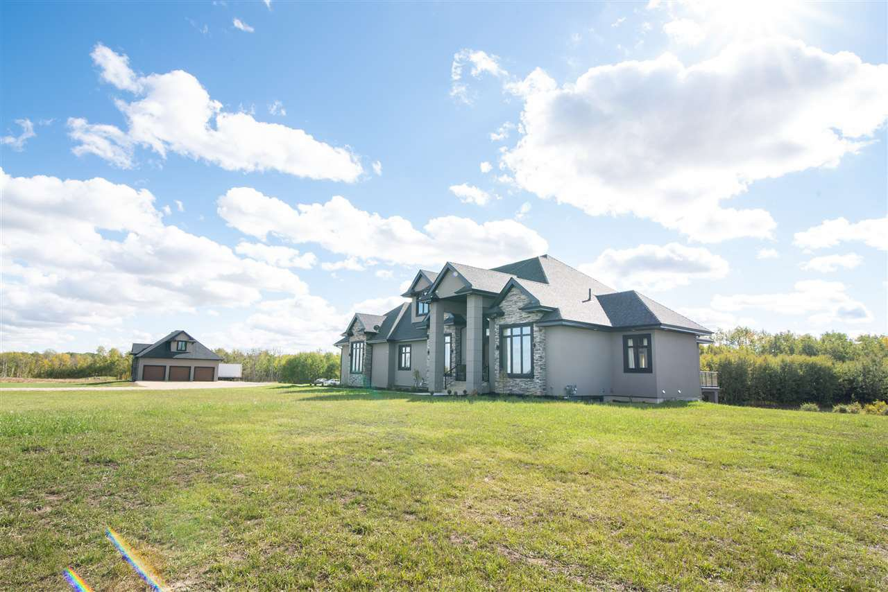 Main Photo: 13 51565 RGE RD 223: Rural Strathcona County House for sale : MLS®# E4203541