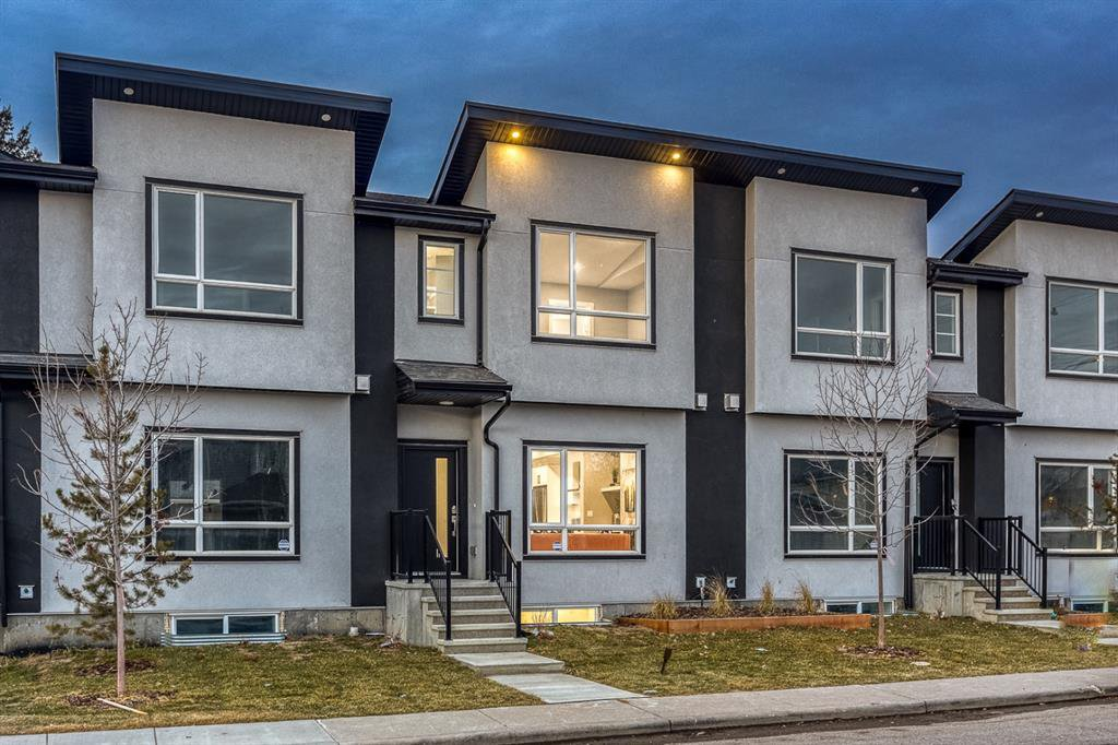 Main Photo: 1191 42 Street in Calgary: Montgomery Row/Townhouse for sale : MLS®# A1054999