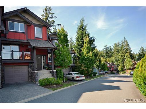 Main Photo: 38 486 Royal Bay Dr in VICTORIA: Co Royal Bay Row/Townhouse for sale (Colwood)  : MLS®# 613798