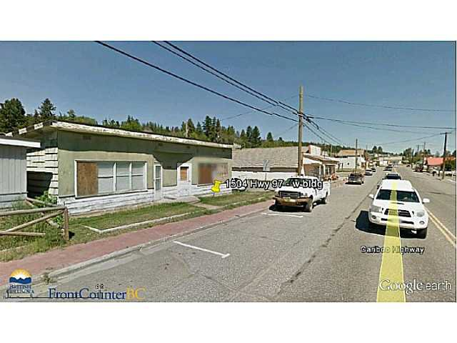 Main Photo: 1504 CARIBOO Highway in CLINTON: BCNREB Out of Area Commercial for sale : MLS®# N4506316