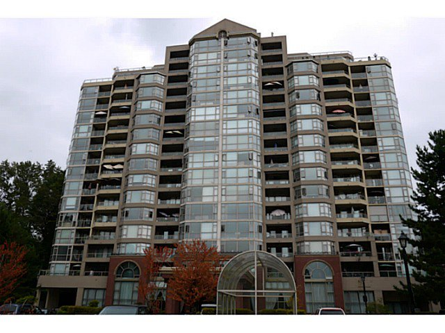 Main Photo: 513 1327 KEITH Road in North Vancouver: Lynnmour Condo for sale : MLS®# V1021601