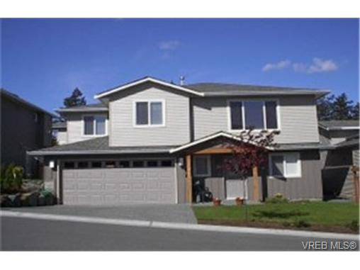 Main Photo: 2642 Capstone Pl in VICTORIA: La Mill Hill Single Family Detached for sale (Langford)  : MLS®# 334845