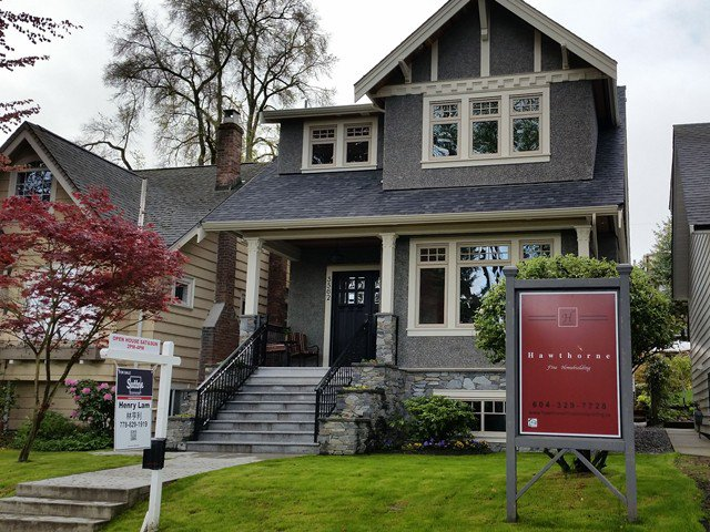 Photo 1: Photos: 3562 W 13TH Avenue in Vancouver: Kitsilano House for sale (Vancouver West)  : MLS®# V1075426