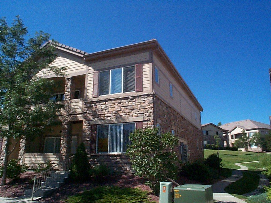Main Photo: 22960 E. Roxbury Drive #A in Aurora: Townhouse for sale (Saddle Rock)  : MLS®# 6358736