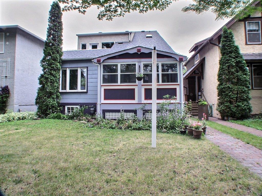 Main Photo: 139 Garfield Street: Residential for sale (Central Winnipeg)  : MLS®# 1418916