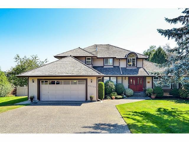 "Main Photo: 15099 73RD Avenue in Surrey: East Newton House for sale in ""CHIMNEY HILL"" : MLS®# F1421701"