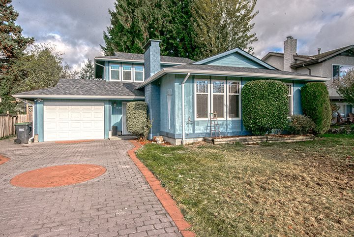 Main Photo: 1589 CHADWICK AVENUE in Port Coquitlam: Glenwood PQ House for sale : MLS®# R2013200