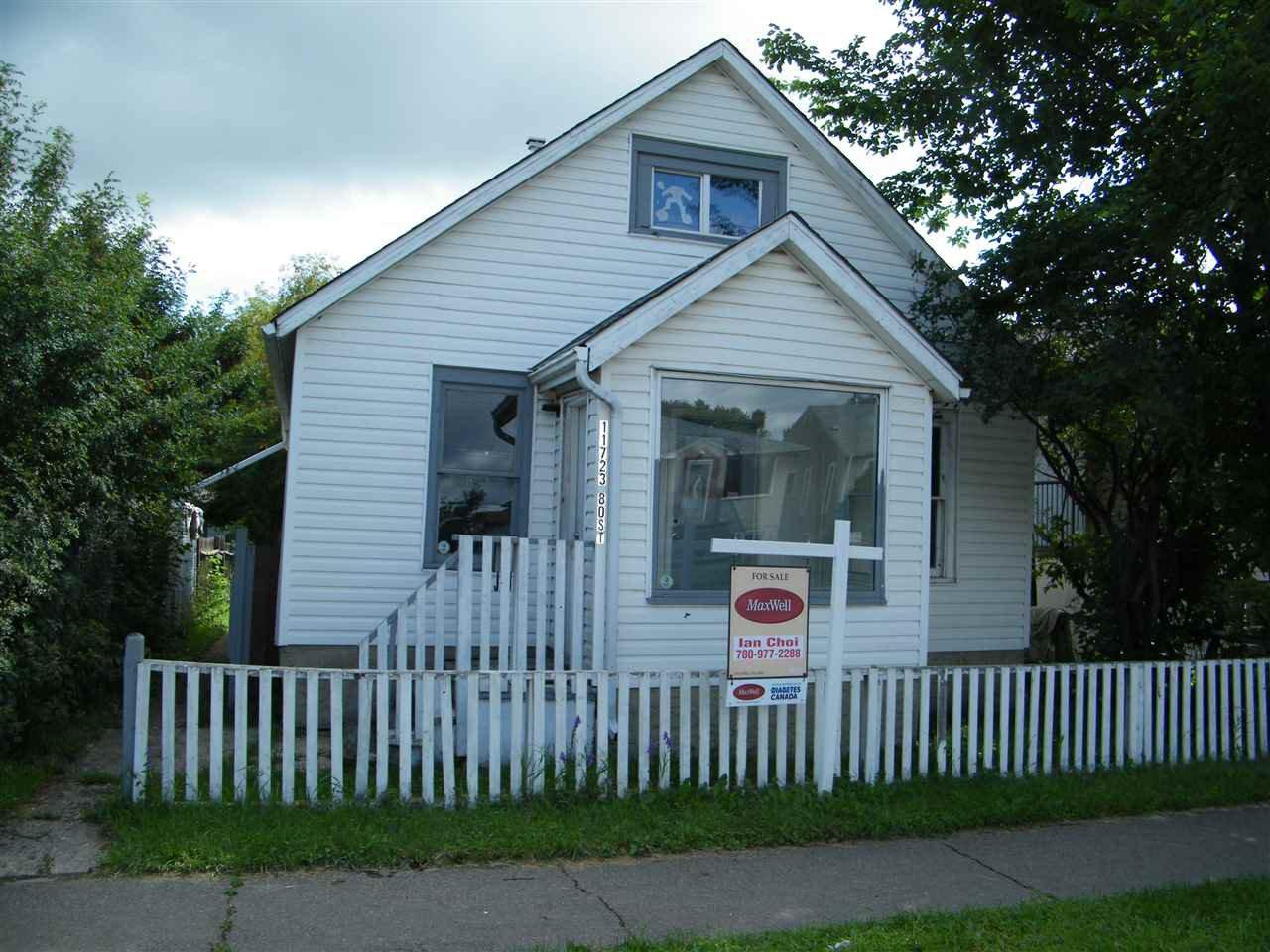 Main Photo: 11723 80 Street in Edmonton: Zone 05 House for sale : MLS®# E4168547