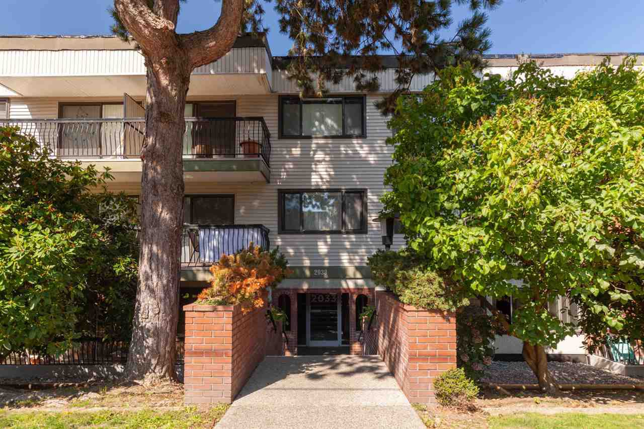 Main Photo: 205 2033 W 7TH Avenue in Vancouver: Kitsilano Condo for sale (Vancouver West)  : MLS®# R2399698