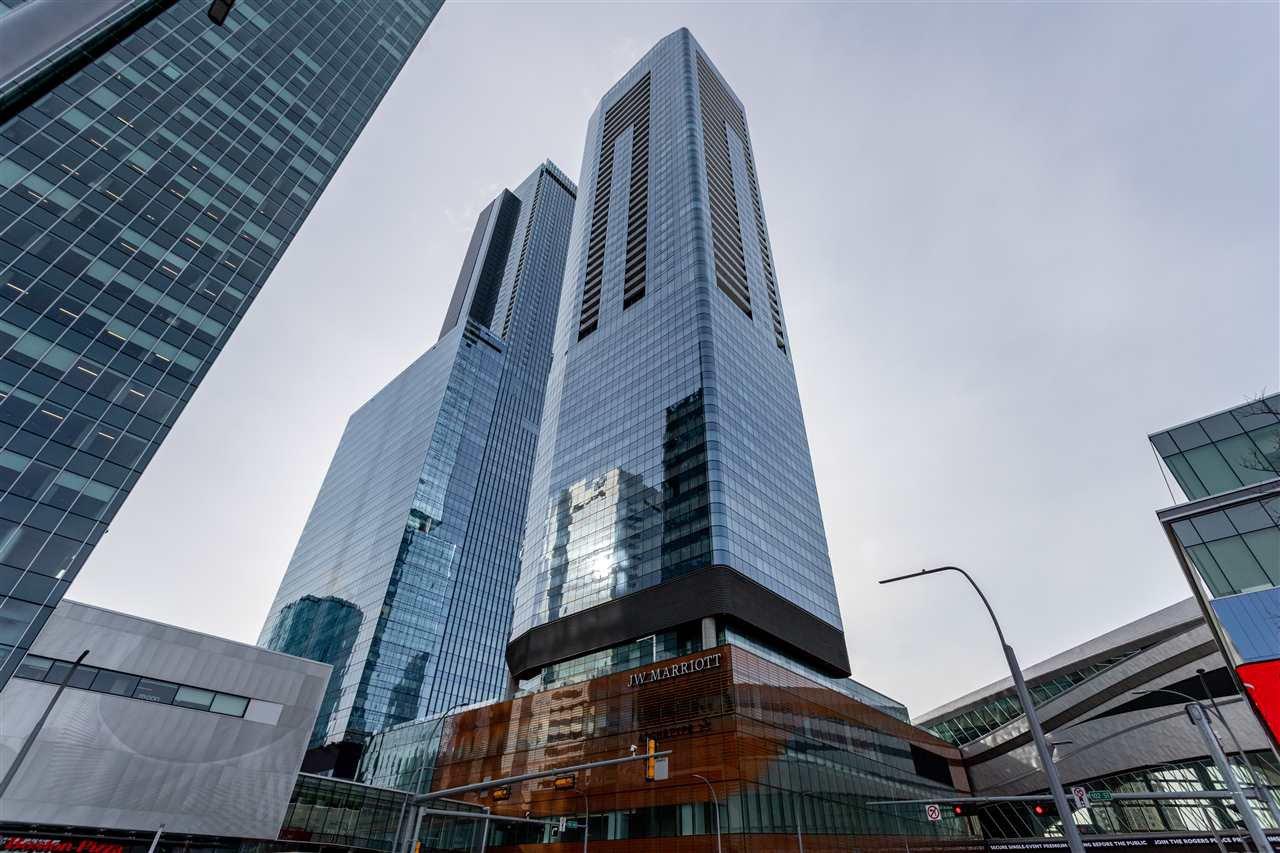 Main Photo: 2703 10360 102 Street in Edmonton: Zone 12 Condo for sale : MLS®# E4191596