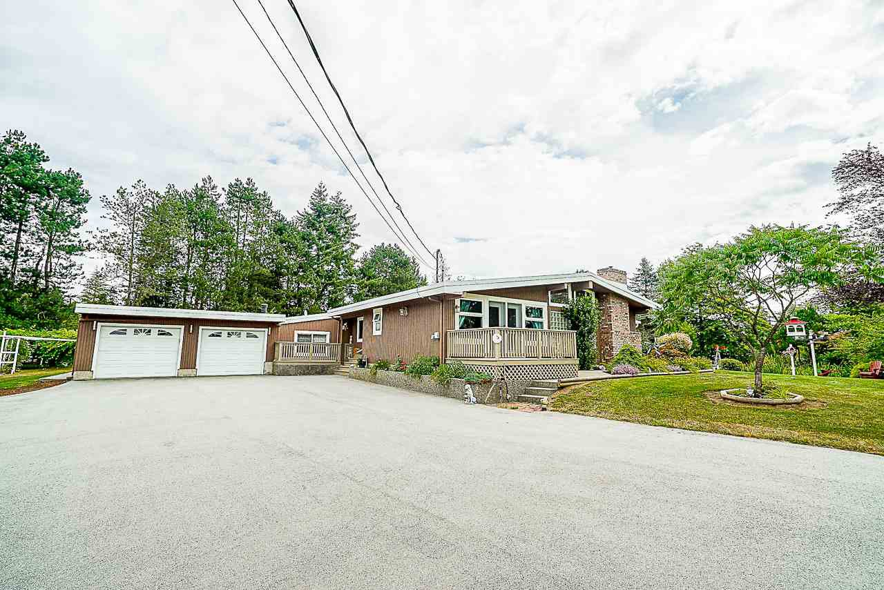 Main Photo: 1022 237A Street in Langley: Campbell Valley House for sale : MLS®# R2457690
