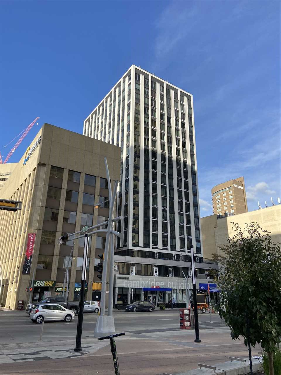 Main Photo: 611 10024 JASPER Avenue in Edmonton: Zone 12 Condo for sale : MLS®# E4215327