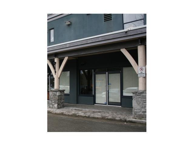 Main Photo: 7002 NESTERS Road in WHISTLER: VWHNE Commercial for lease (Whistler)  : MLS®# V4033687