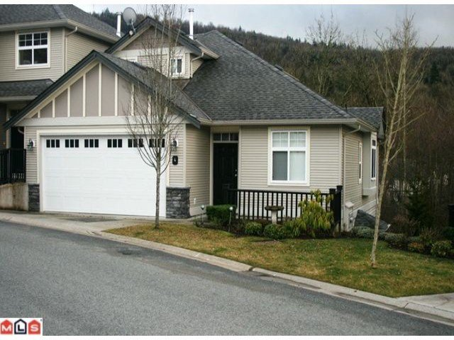 "Main Photo: 4 36260 MCKEE Road in Abbotsford: Abbotsford East Townhouse for sale in ""Kings Gate"" : MLS®# F1301155"